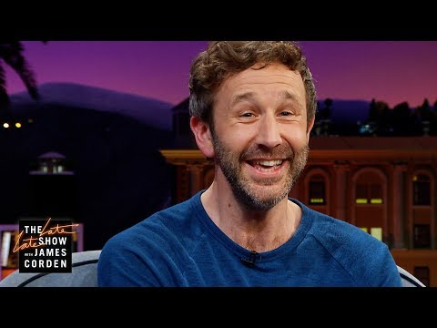 Chris O'Dowd Is Curious About Trump's Laugh