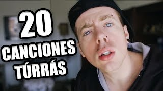 TAG DE LAS 20 CANCIONES CON EL TURRO