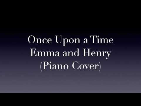 Once Upon a Time - Emma and Henry (Piano Cover) With Sheet Music