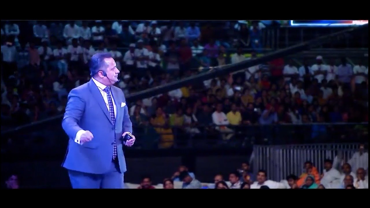 Auto Suggestion | Mind Control | Live Motivational Seminar by Dr Vivek Bindra