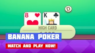 Banana Poker · Game · Gameplay