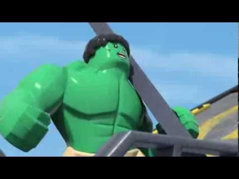 Download Operation Doofus Drop - LEGO MARVEL Super Heroes - Maximum Overload Episode 4