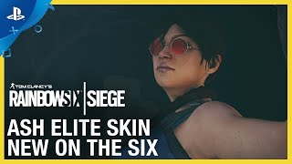 Rainbow Six Siege - Ash Tomb Raider Elite Set: New on the Six | PS4