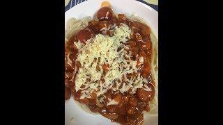 Spaghetti Recipe || Chel Javier #18