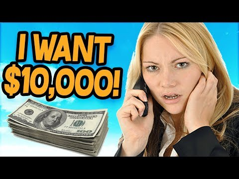 HACKERS MOM WANTS $10,000 FOR HER VIDEOS..
