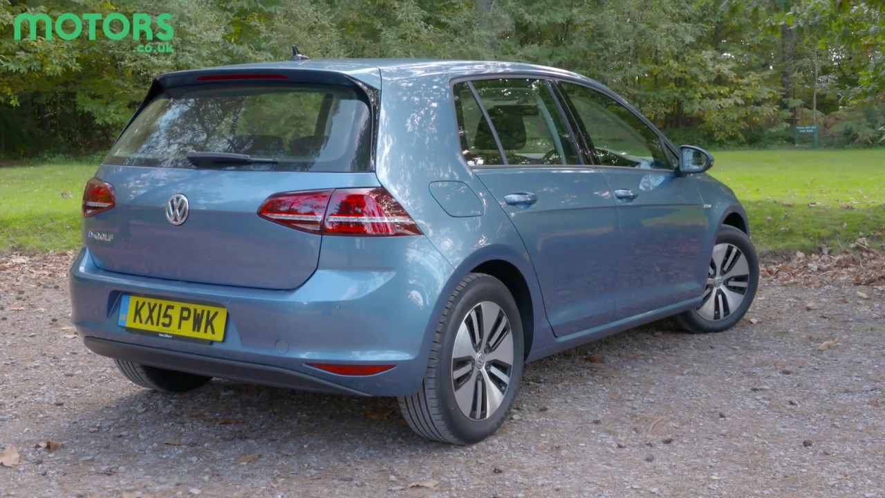 Motors Co Uk Review Volkswagen E Golf V3 Hd Youtube