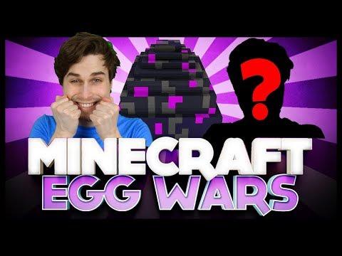 EGG WARS MET MYSTERY MAN!