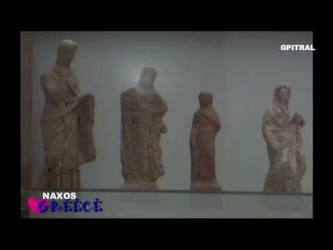 Νάξος Naxos ANCIENT GREECE Islands
