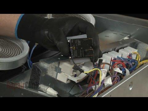 Fan Switch – Kitchenaid Electric Downdraft Cooktop Repair