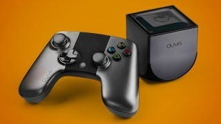 Ouya Console Review
