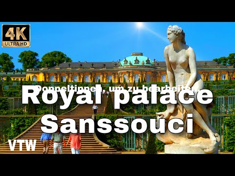 see Sanssouci Palace. royal palace in Germany