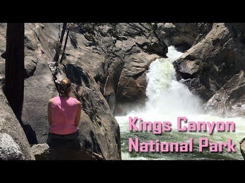 Kings Canyon National Park - Deep canyon, big trees, high peaks
