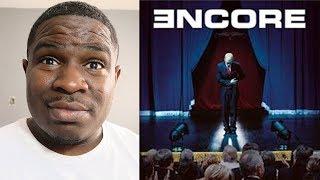 FIRST TIME HEARING Eminem My First Single Lyrics On Screen Full HD REACTION