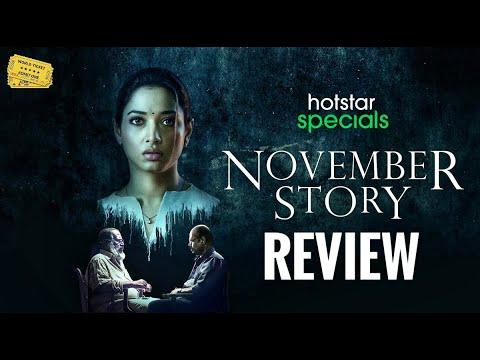 Download November Story Telugu Review || Hotstar || Tamannaah , Aruldoss , Pasupathi || World Ticket Reviews