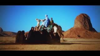 KADER JAPONAIS Feat IMZAD #MESSAGE  (Official video 2016 )