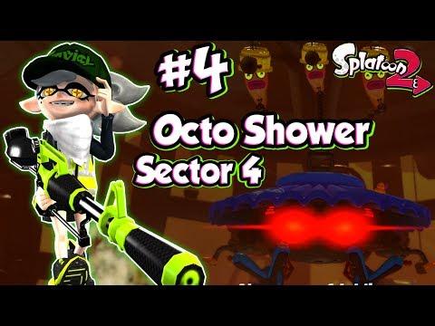 ABM: Splatoon 2 Sector 4 !! Slimeskin Garrison Mission Gameplay!! HD
