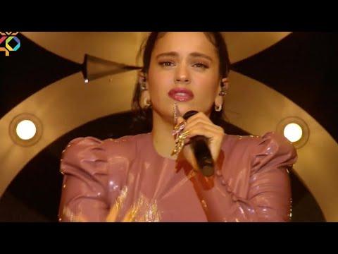 rosalia---dios-nos-libre-del-dinero---los40-music-awards-2019---directo