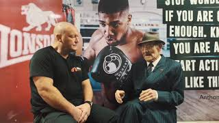 Venture Boxing tells the story of Gerry Byrne