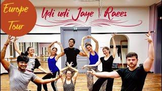 Udi Udi Jaye | Raees | Bollywood workshop | Mohit Mathur | Europe Tour | Dance