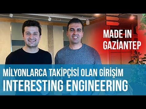 Gaziantep'ten globale açılan ve milyonlarca takipçisi olan girişim: Interesting Engineering