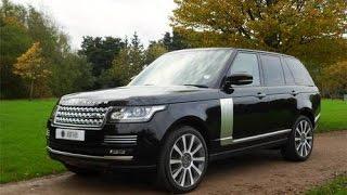 Дерзкий ОТЗЫВ питерского владельца Range Rover