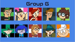 Character Tournament Smash #7 (Group G) (CLOSED)
