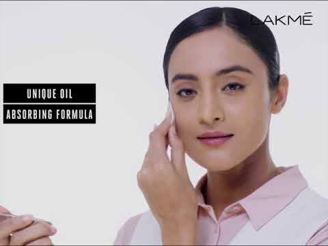 Lakmé 9to5 Flawless Matte Complexion Compact