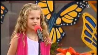 Sina Chiara Töpler 8 Jahre   Alle Kinder lernen lesen Immer wieder sonntags vom 07  August 2011 xvid
