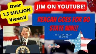 reagan electoral votes 84