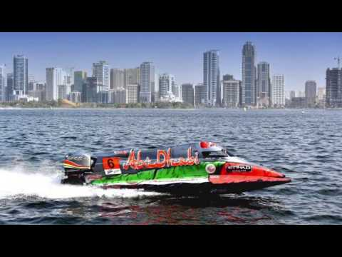 World Powerboat Championship Abu Dhabi, UAE
