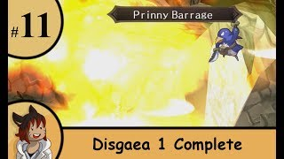 Disgaea 1 Complete part 11 - Not like this!