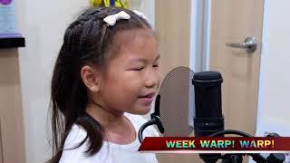 เย่เลี่ยงต้ายเปี่ยวหว่อตีซิน cover by Bambam : WEEK WARP WARP สุขสุดๆทุกสัปดาห์