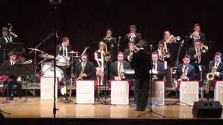 "OSU Jazz Ensemble ""Tiptoe"" by Thad Jones"