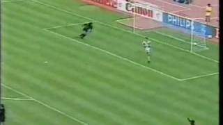 1990 World Cup Yugoslavia vs Colombia (Dragan Stojkovic)