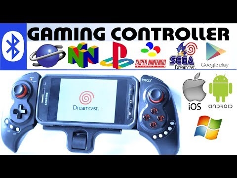 Ipega PG-9023 Bluetooth Controller For Your Phone & Tablet
