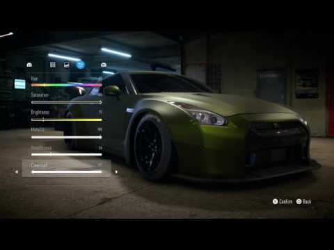 How to make tanner fox gtr wrap need for speed youtube - Tanner fox gtr pictures ...