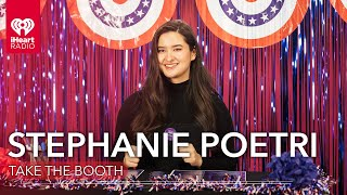 """Stephanie Poetri Takes """"The Booth"""" For The 2020 iHeartRadio Music Awards!"""