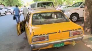 نصف سيارات الخرطوم من دون ترخيص