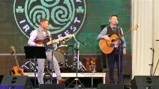 Byrne and Kelly - No Irish Need Apply
