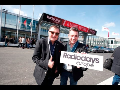 Thank you Amsterdam for a great Radiodays Europe 2017!