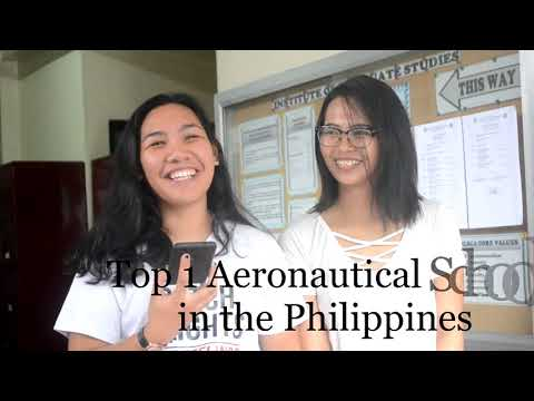 Philippine State College of Aeronautics Promotional Video for AB Tourism (ILAS Department