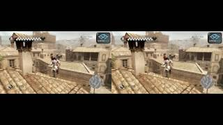 Assassin's Creed 2 in 3D!
