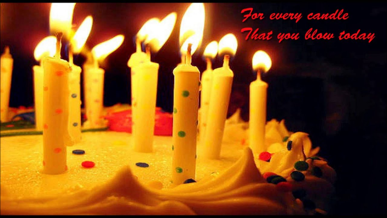 Sweet cute and beautiful birthday message wishes and greetings
