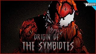 Origin Of The Symbiotes!
