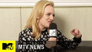Elisabeth Moss Swears Tom Hiddleston Can Do No Wrong | MTV News