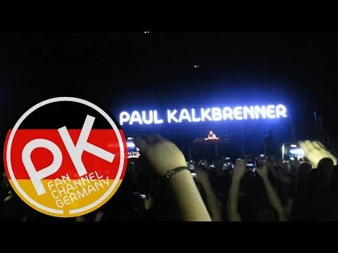 """Paul Kalkbrenner - """"Schnurbi"""" + """"Plätscher"""" - Arena Leipzig - 14.03.13"""
