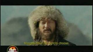 Mongol film review