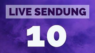 10 Live-Sendung