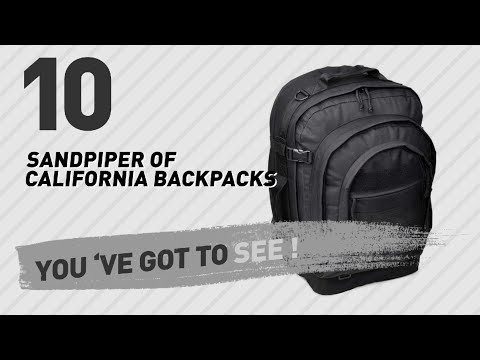 Top Backpacks By Sandpiper Of California // New & Popular 2017
