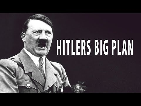 HITLERS Unbelievable Plans If He Won